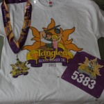 Tangled Royal Family 5K Recap