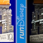 The Twilight Zone Tower of Terror 10-Miler Medal Released!