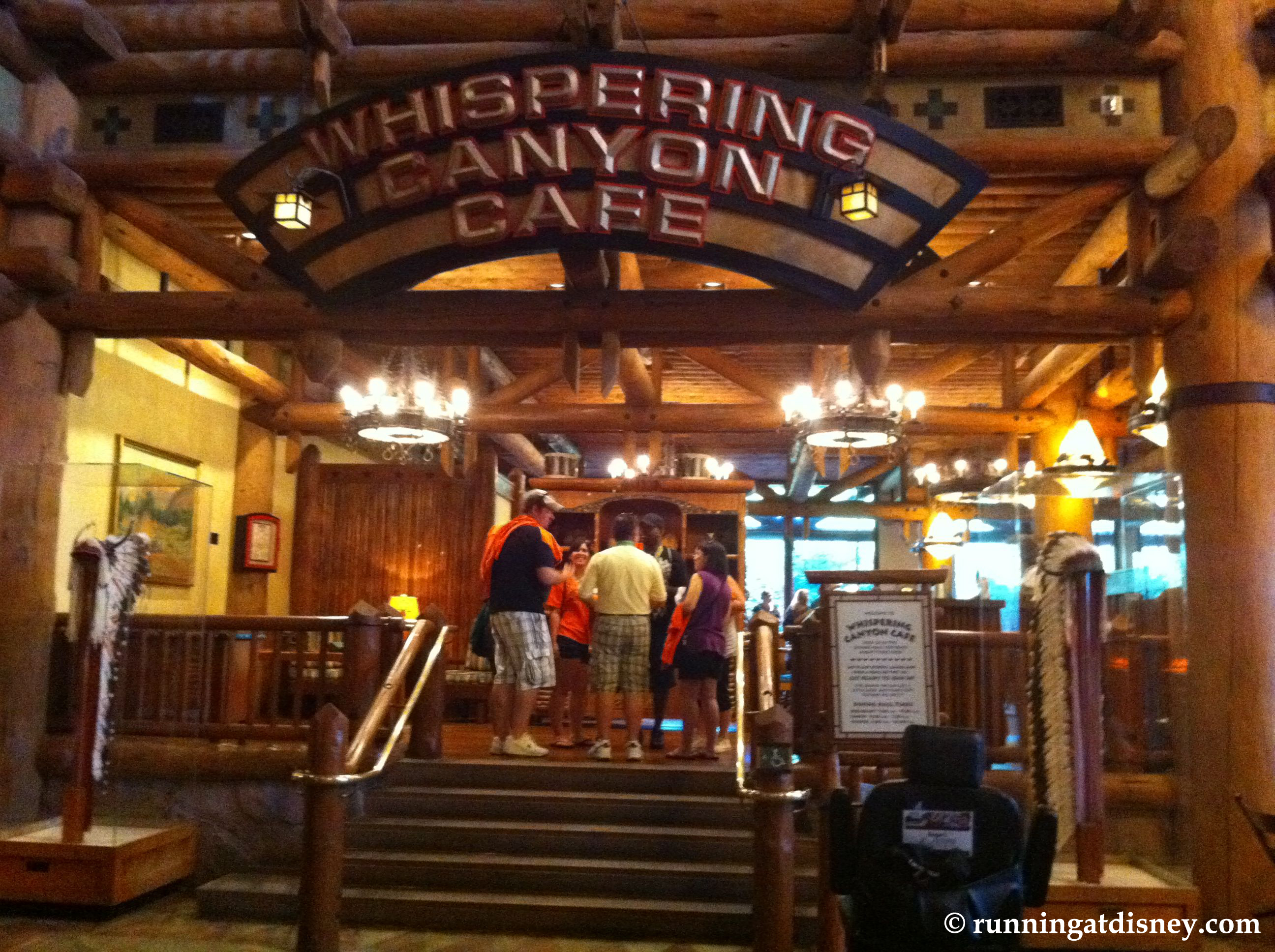 Friday Feast: Whispering Canyon Cafe, A RAD Tradition