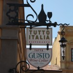 Friday Feast: Tutto Gusto