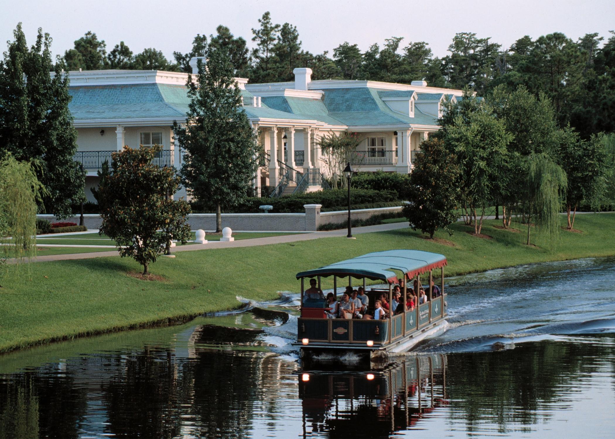 Port Orleans Resort Running At Disney