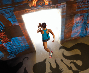 Waivers Are Available for The Twilight Zone Tower of Terror 10-Miler