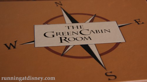 Friday Feast: The Green Cabin Room at Disney's Vero Beach Resort