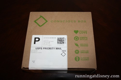 Product Review: Conscious Box