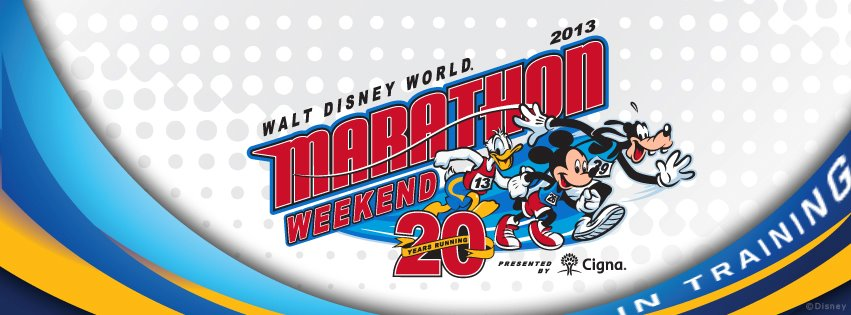 Official Training for the Walt Disney World Marathon Begins