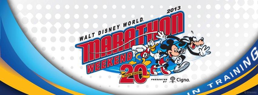 Official Training for the Walt Disney World Marathon Begins
