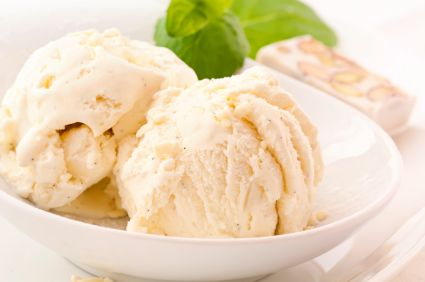 "Friday Feast: Banana ""Ice Cream"""