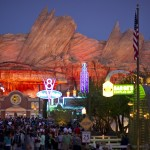 Cars Land Will Be the Highlight of Disneyland Half Marathon Weekend