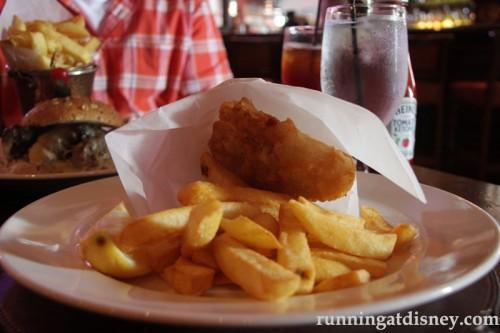 Raglan Road Fish & Chips