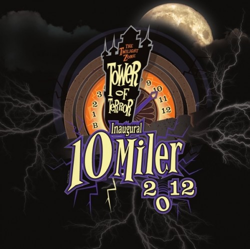 The Twilight Zone Tower of Terror 10-Miler Final Race Instructions