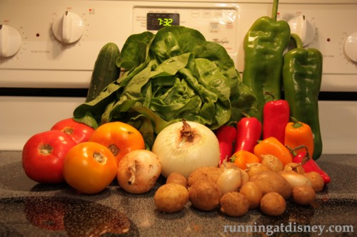 CSA Saturday: Week 14