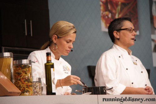 Friday Feast: Culinary Demonstrations at Epcot's Food & Wine Festival