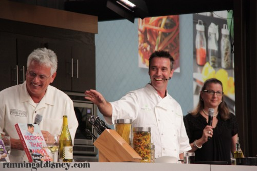 Chef Kevin Dundon
