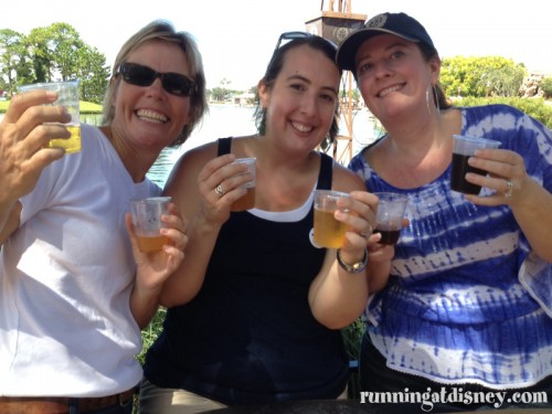 The Girls and Beer