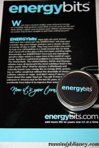ENERGYbits: Product Review and Giveaway