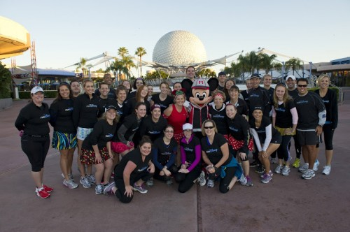 Wine & Dine Half Marathon runDisney Meet Up