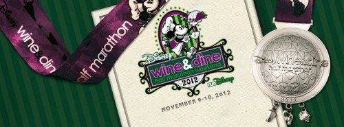 Wine & Dine Half Marathon Weekend Starts Today!