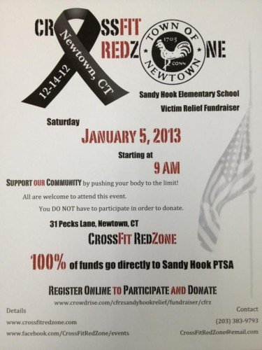 Sandy Hook Elementary School Victim Relief Fundraiser
