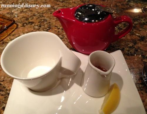 I love having my own tea pot!