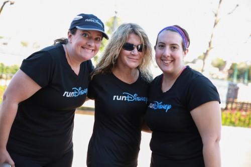Amanda, Susan and I Photo Courtesy of runDisney