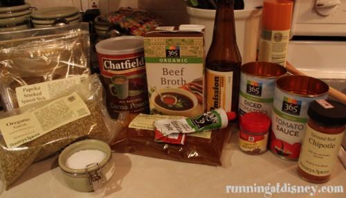 Friday Feast: Chocolate Chili