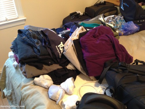 Organized chaos!