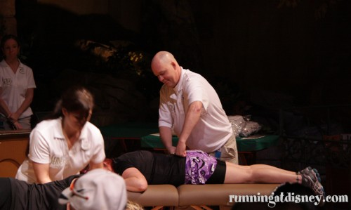Massage Demo