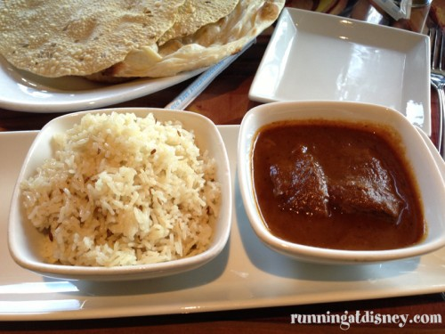 Short Ribs in Gravy & Basmati Rice