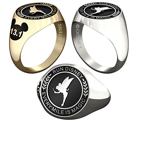 Tinker Bell runDisney Ring Available for Women Only