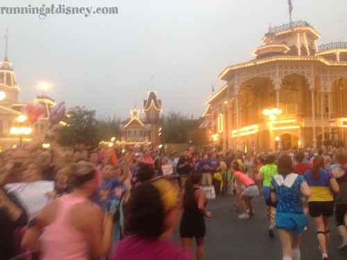Amazing spectators on Main Street USA...simply the BEST!