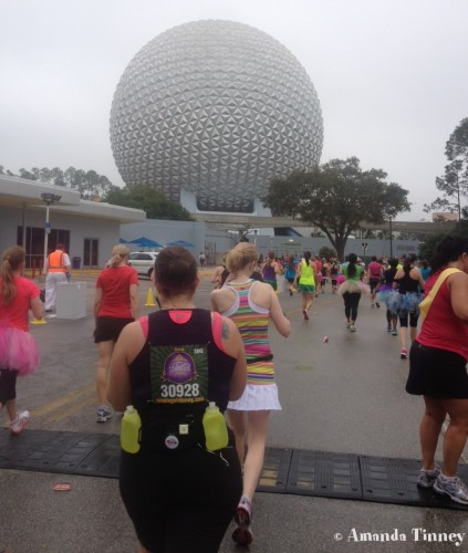 I think I was checking in to Epcot here...ha!