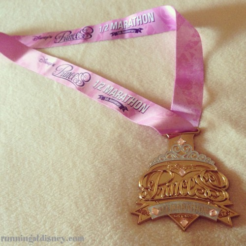 2013 Princess Medal