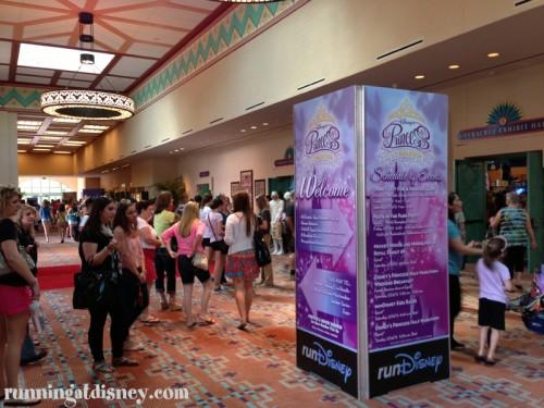 Coronado Ballroom Entrance