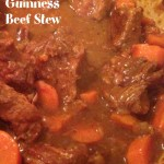 Friday Feast: Guinness Beef Stew