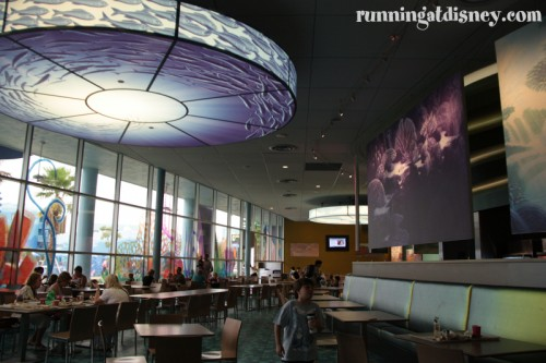 Finding Nemo Dining Area