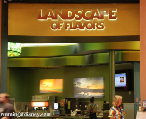 Friday Feast: Landscape of Flavors