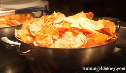Mmmmmm...Kettle Chips!