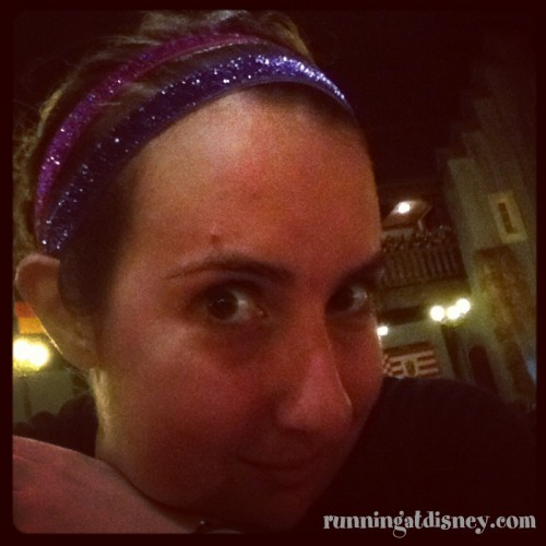 Purple & Pink for the runDisney Meet Up!