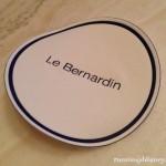 Friday Feast: Le Bernardin