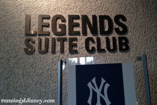 Friday Feast: Legends Suite Club at Yankee Stadium