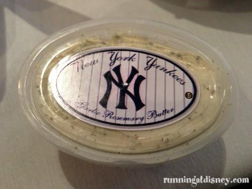 Yankees Butter!