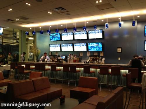 Legends Suite Bar