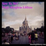 New to Me: Magic Kingdom Edition