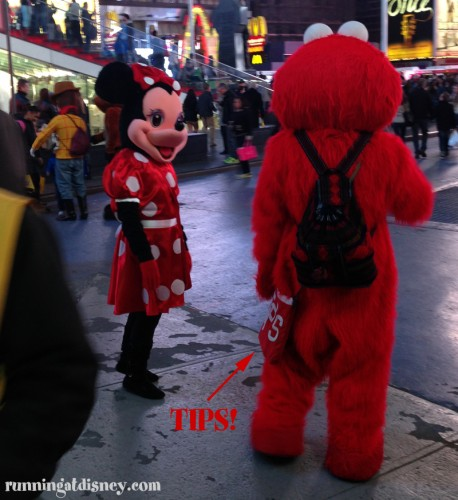 Times Square Minnie