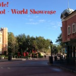 New to Me: Epcot's World Showcase
