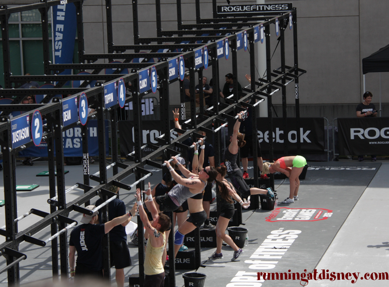 Crossfit Games Northeast Regionals Part 1 Running At
