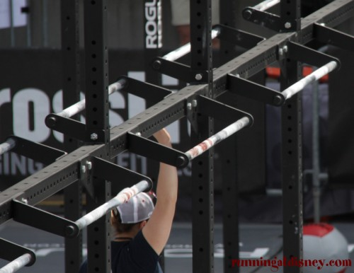 Bloody Pull-up Bars