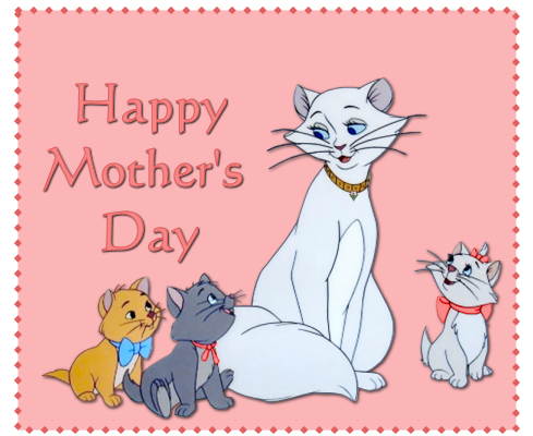 Aristocats Mother's Day