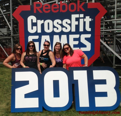 CrossFit Games Northeast Regionals – Part 1