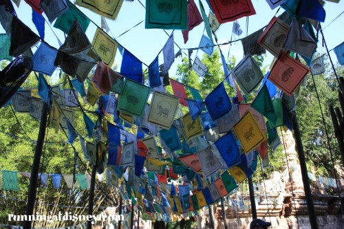 Tibetan Prayer Flags 2010